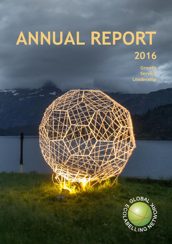GEN Annual Report 2016 cover web size