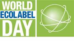 world ecolabel day logo 2017 notagline