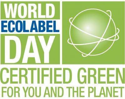 world ecolabel day logo 2017 W low res w slogan5